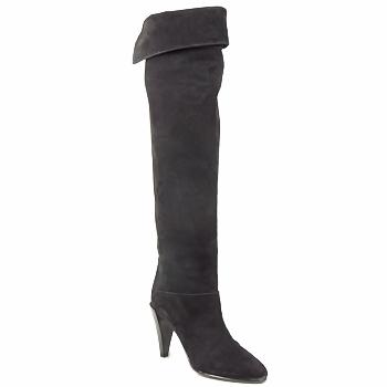 Obuća Žene  Čizme iznad koljena Veronique Branquinho LIBERIUS Crna
