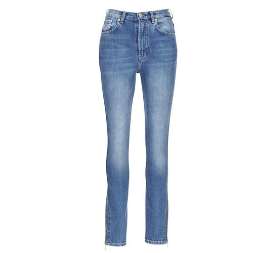 Odjeća Žene  Slim traperice Pepe jeans GLADIS Ga7 / Blue / Svijetla