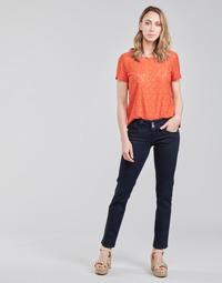 Odjeća Žene  Traperice ravnog kroja Pepe jeans GEN Blue / M15