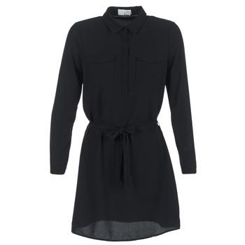 Odjeća Žene  Kratke haljine Casual Attitude HONIRE Crna