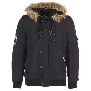 Odjeća Muškarci  Pernate jakne Lonsdale JARRETH Crna