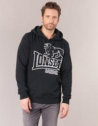 Odjeća Muškarci  Sportske majice Lonsdale TADLEY Crna