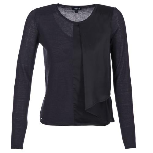 Odjeća Žene  Puloveri Armani jeans JAUDO Blue