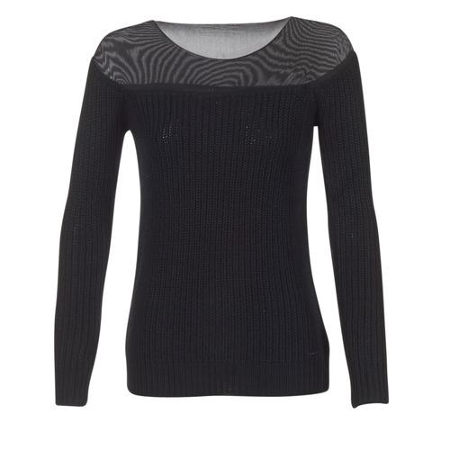 Odjeća Žene  Puloveri Armani jeans LAMOC Crna
