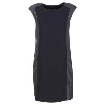 Odjeća Žene  Kratke haljine Armani jeans LAMIC Crna / Siva