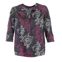 Odjeća Žene  Topovi i bluze Armani jeans DRENIZ Crna