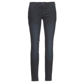 Odjeća Žene  Slim traperice Armani jeans BOBE Blue