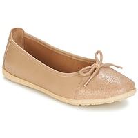 Obuća Djevojčica Balerinke i Mary Jane cipele Kickers EDANA Bež