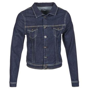 Odjeća Žene  Traper jakne Yurban IHELEFI Blue
