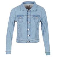 Odjeća Žene  Traper jakne Yurban IHELEFI Blue / Svijetla