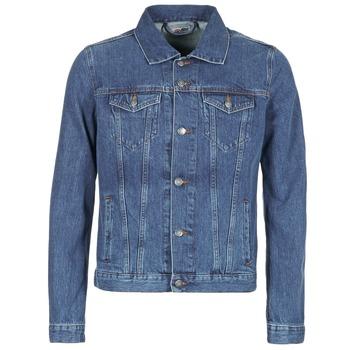 Odjeća Muškarci  Traper jakne Yurban IHEDEM Blue