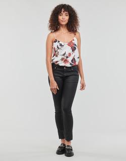 Odjeća Žene  Hlače s pet džepova Moony Mood HENDUI Crna