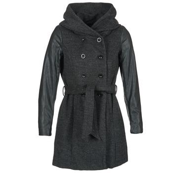 Odjeća Žene  Kaputi Only MARY LISA Siva