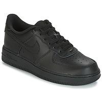 Obuća Djeca Niske tenisice Nike AIR FORCE 1 CADET Crna