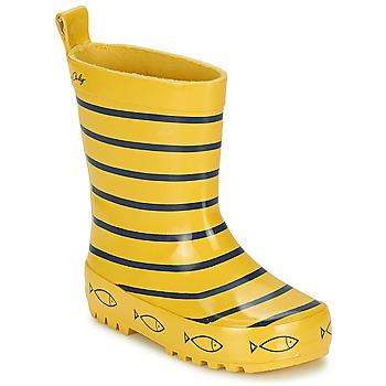 Obuća Djeca Gumene čizme Be Only TIMOUSS Žuta / Blue