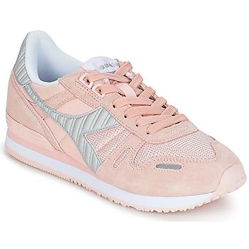 Obuća Žene  Niske tenisice Diadora TITAN II W Pink