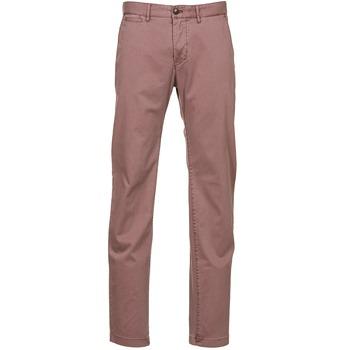 Odjeća Muškarci  Chino hlačei hlače mrkva kroja Marc O'Polo ADALBERTO Bordo