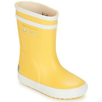 Obuća Djeca Gumene čizme Aigle BABY FLAC Yellow