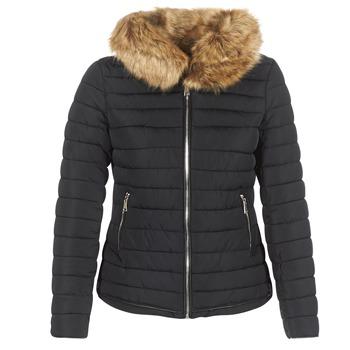 Odjeća Žene  Pernate jakne Casual Attitude HEYL Crna