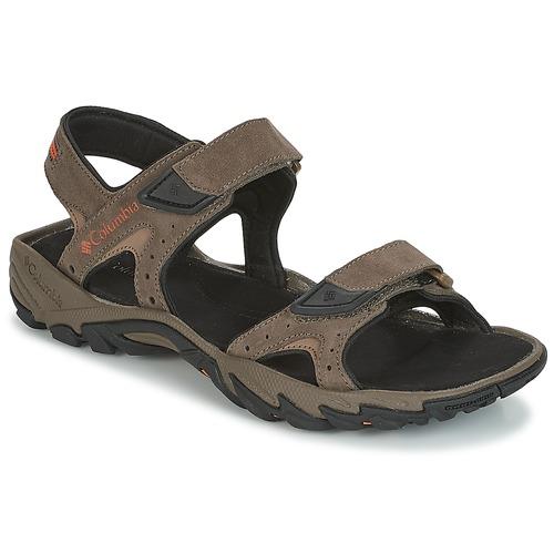 Obuća Muškarci  Sportske sandale Columbia SANTIAM™ 2 STRAP Smeđa