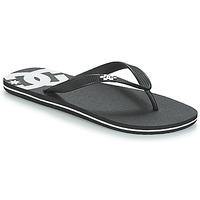 Obuća Muškarci  Japanke DC Shoes SPRAY M SNDL BLW Crna / Bijela