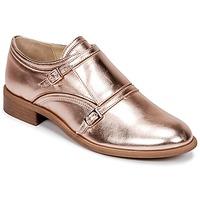 Obuća Žene  Derby cipele Mellow Yellow DOS Ružičasta / Zlatna