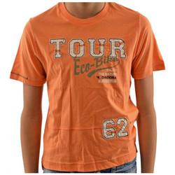Odjeća Djeca Majice kratkih rukava Diadora  Narančasta