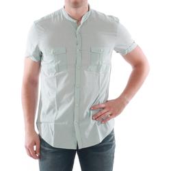 Odjeća Muškarci  Košulje kratkih rukava Antony Morato AMT05211 Verde claro