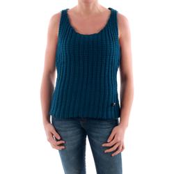Odjeća Žene  Puloveri Amy Gee AMY04202 Azul