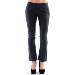Odjeća Žene  Chino hlačei hlače mrkva kroja Amy Gee AMY04300 Gris oscuro