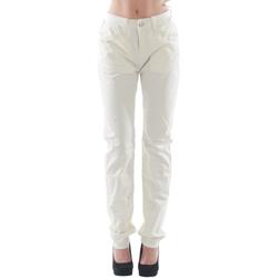 Odjeća Žene  Hlače s pet džepova Fornarina FOR08007 Blanco roto