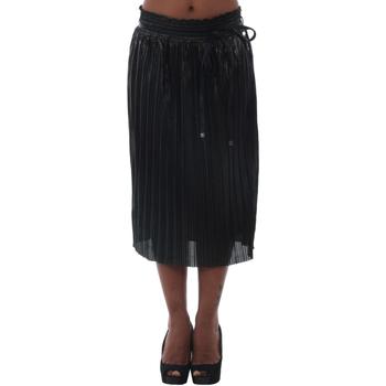 Odjeća Žene  Suknje Fornarina MARINE_ANTHRACITE Negro