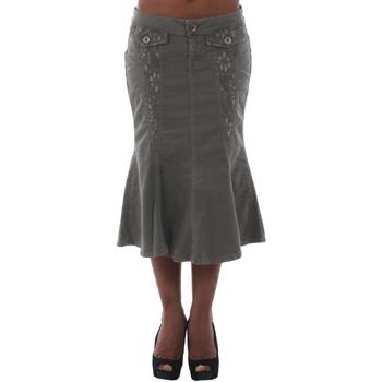 Odjeća Žene  Suknje Fornarina DUNDEE_SMOG Verde