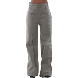 Odjeća Žene  Chino hlačei hlače mrkva kroja Fornarina VELTEN_DUST Gris