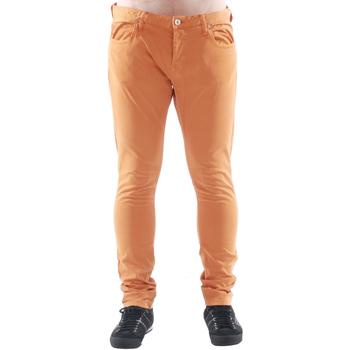 Odjeća Muškarci  Chino hlačei hlače mrkva kroja Freesoul DRAKE CATO ORANGE Naranja