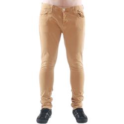 Odjeća Muškarci  Skinny traperice Freesoul DRAKE CATO SENAPE Beige