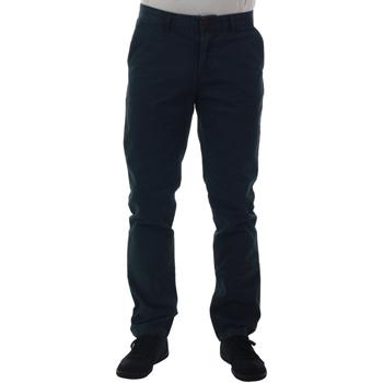 Odjeća Muškarci  Chino hlačei hlače mrkva kroja Glo Story Man GLM02201 Gris oscuro