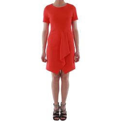 Odjeća Žene  Kratke haljine Rinascimento 20/16_CORALLO Coral