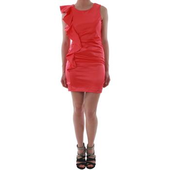 Odjeća Žene  Kratke haljine Rinascimento 2045/16_CORALLO_ROSSO Coral
