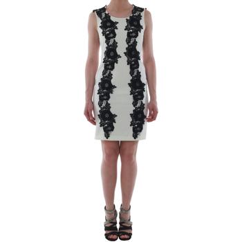 Odjeća Žene  Kratke haljine Rinascimento 1260/16M_PANNA_BIANCO Blanco roto