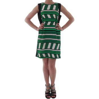 Odjeća Žene  Kratke haljine Rinascimento 263023_VERDE Verde