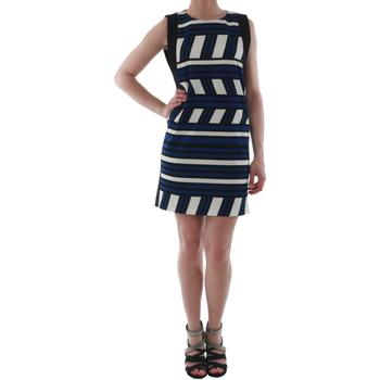 Odjeća Žene  Kratke haljine Rinascimento 263023_BLUE_CINA Azul marino