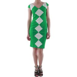 Odjeća Žene  Kratke haljine Rinascimento 241012/VERDE Verde