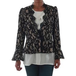 Odjeća Žene  Jakne i sakoi Rinascimento 7643_BEIGE Negro