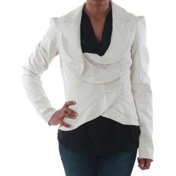 Odjeća Žene  Jakne i sakoi Rinascimento 7690_BIANCO Blanco