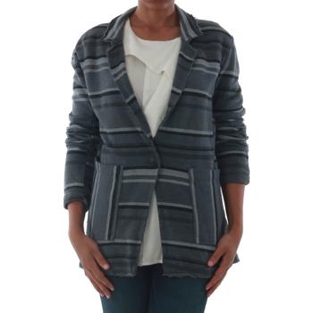 Odjeća Žene  Kratke jakne Rinascimento 7445_GRIGIO Gris