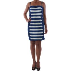 Odjeća Žene  Kratke haljine Rinascimento 322B.012_BLU Azul