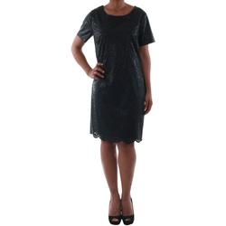 Odjeća Žene  Kratke haljine Rinascimento 14007_NERO Negro