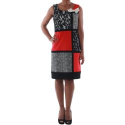 Odjeća Žene  Kratke haljine Rinascimento 7616A/B_CORALLO Negro
