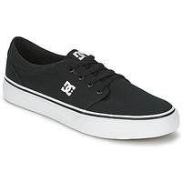 Obuća Muškarci  Niske tenisice DC Shoes TRASE TX MEN Crna / Bijela